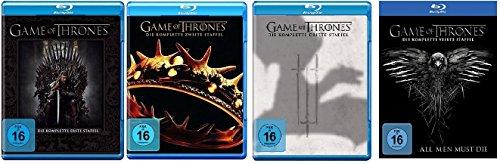 affel/Season 1+2+3+4 * Blu-ray Set ()