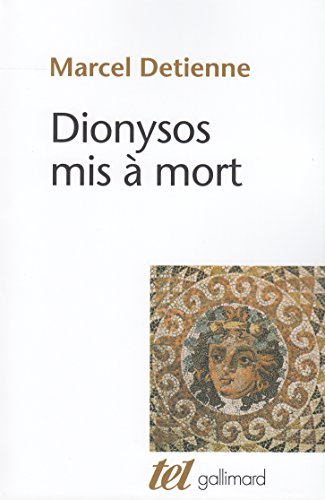 Dionysos mis à mort