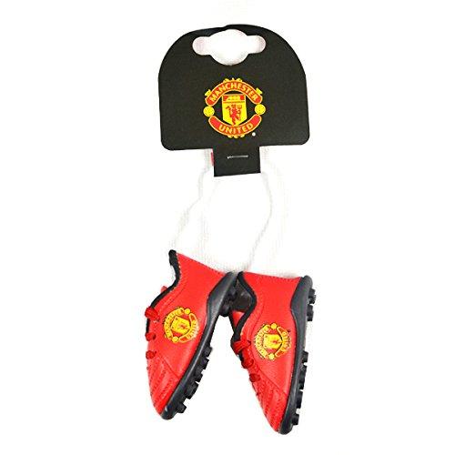 Manchester United f. C.Stiefel Car Aufhängung