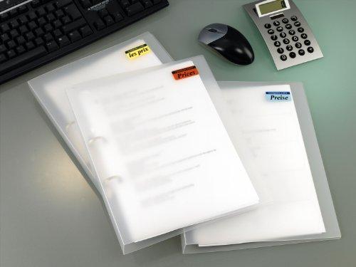 Avery L6037-20 Amarillo Etiqueta para impresora autoadhesiva etiqueta de impresora - Etiquetas de impresora (Amarillo, Etiqueta para impresora autoadhesiva, A4, Papel, Laser/Inyección de tinta, Desmontable)