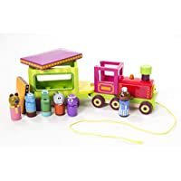 Hey Duggee 9090 Light and Sound Train, Multi