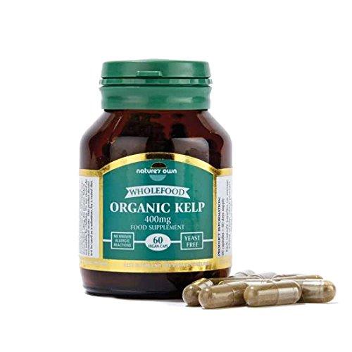 Natures-Own-Kelp-Organic-400Mg-60-Capsules