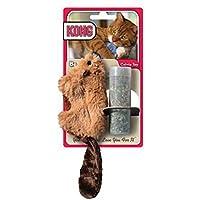 KONG Refillable Catnip Beaver Cat Toy