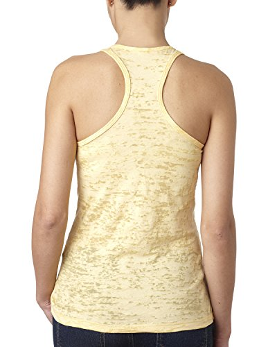 Next Level - T-shirt de sport - Femme Banana Cream