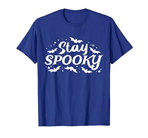 Kostüm Gespenstische - Halloween Gespenstische Fledermaus Kostüm T-Shirt