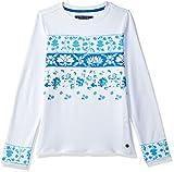Allen Solly Girls' Sweatshirt (AKGSS5181000_White_16)