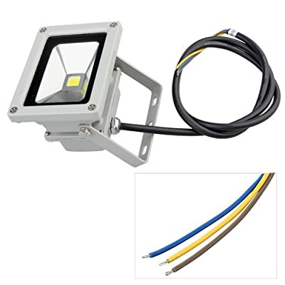 10W LED Flutlicht Fluter Strahler Licht Außenstrahler
