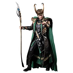 Hot Toys - Avengers figurine Movie Masterpiece 1/6 Loki 32 cm