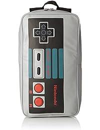 Nintendo Controller Mochila gris/negro/rojo