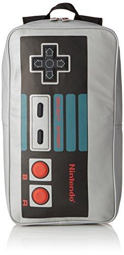 Nintendo Mochila Infantil 85461NTN Gris 30.8 Liters
