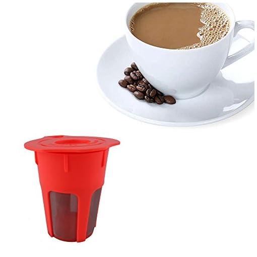 2 PCS Reusable Coffee Filter Cup for Keurig My K-Cup B31 B40 B45 B50 B55