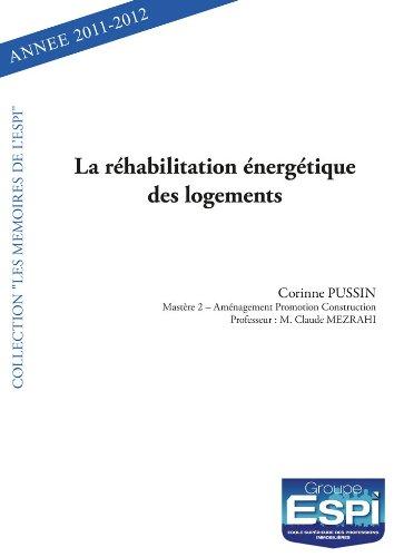 La Rehabilitation Énergétique des Logements
