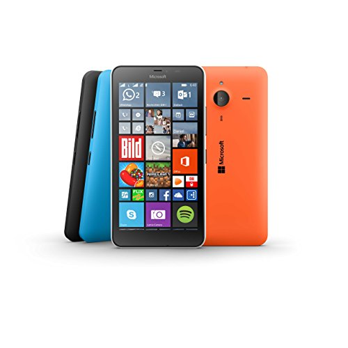 Microsoft Lumia 640 XL Dual-SIM LTE Smartphone - 6