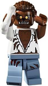 LEGO Figurines à Collectionner: Loup-garou Mini-Figurine (Série 4)