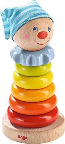 Haba 302913 Steckspiel Kasper, Kleinkindspielzeug