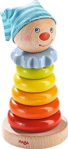 HABA 302913 Juguete de construcción - Juguetes de construcción (Stacking Blocks, Multicolor, 1.5 yr(s), 8 pc(s), Boy/Girl, Children)