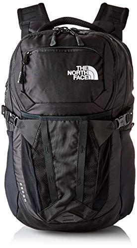 THE NORTH FACE Recon Rucksack, TNF Black, 37 x 50 x 16 cm, 31 L -