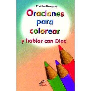 Oraciones para colorear: y hablar con Dios (Arcoíris)