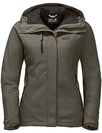 Jack Wolfskin Troposphere Women, sehr warme Winterjacke für Damen, wasser-    winddichte Outdoor Jacke für Damen, Windbreaker für… 61e6dd57c1