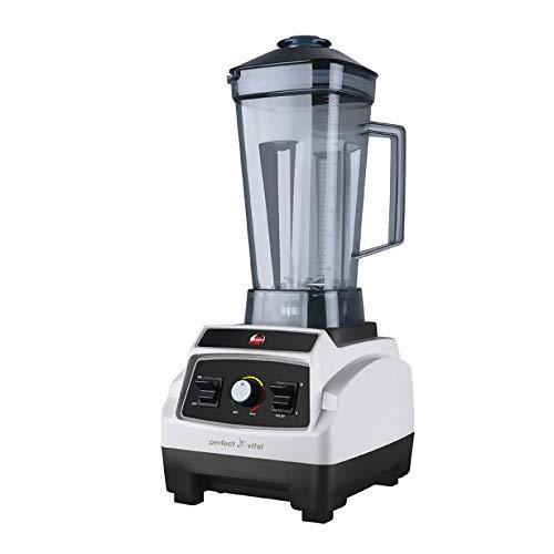 Eldom BK500C Batidora Licuadora de Vaso Profesional, 2 litros, Jarra Tritan sin BPA, Velocidad Ajustable,5...