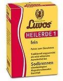 Luvos Heilerde 1 fein Spar-Set 2x200g. Pulver zum einnehmen. Anzuwenden bei Sodbrennen, säurebedingten Magenbeschwerden und Durchfall.