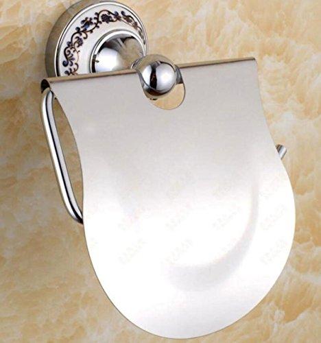 WC In Acciaio Inox Titolare Della Carta Igienica, Stoccaggio, Montaggio A Muro,Silver
