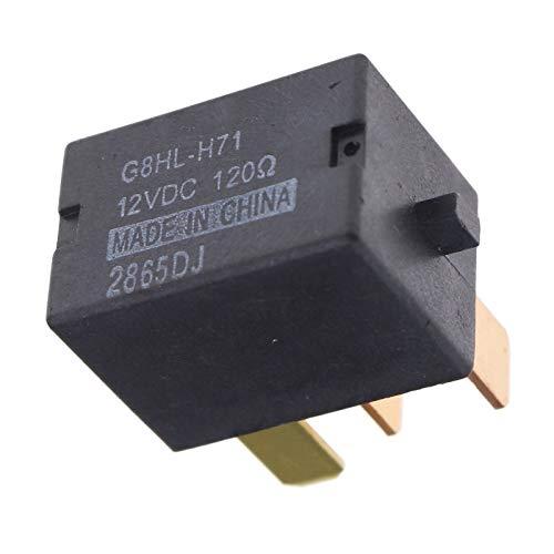 Klimaanlage Relais (D2D Klimaanlage Relais Starter schwarz für Auto, 39794-SDA-A05)
