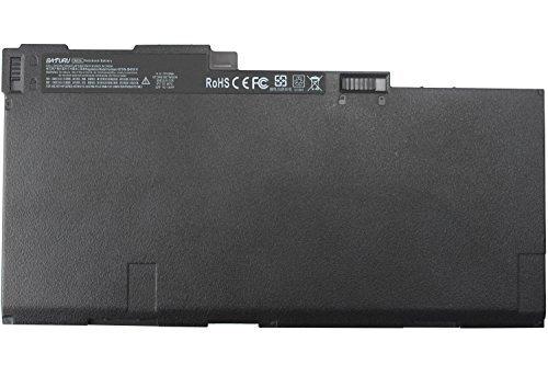 Baturu 11.1V 50WH CM03XL NoteBook Battery for HP EliteBook 840 845 850 740 745 750 G1 G2 ZBook 14 Series; fits for 717376-001 HSTNN-IB4R HSTNN-L11C-4 HSTNN-L11C-5 E7U24UT E7U24AA