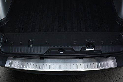 Gebraucht, Tuning-Art L107-1 Edelstahl Ladekantenschutz mit Abkantung gebraucht kaufen  Wird an jeden Ort in Deutschland