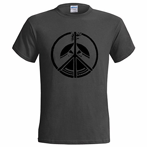 flux-indian-logo-mens-t-shirt-please-email-if-you-would-like-red-or-white-t-shirt-large42-44