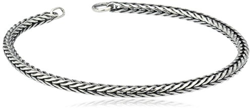 Trollbeads Sterling Silber Armband 19cm TAGBR-00012,silber(Sterling Silver Bracelet)