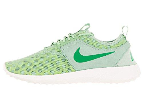 Nike  Wmns Juvenate, Chaussures de sport femme Verde (Enml Green / Enml Grn-Blk-White)