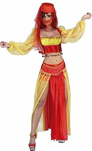 Kostüm Tänzerin Arabische - Arabische Tänzerin Kostüm belly tanzenden ballerina
