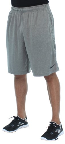 NIKE Herren Shorts Fly 2.0 Anthracite/Anthracite/Black