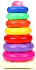 LOLGIFTS Brilliant Basics Rock-a-Stack, Multicolor