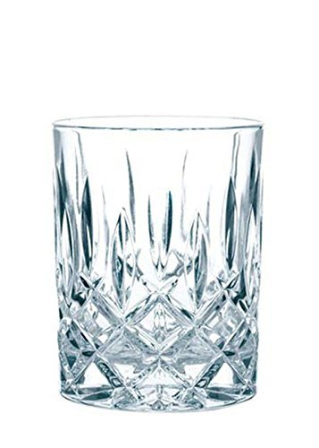 Nachtmann - Noblesse - Whiskybecher, Gin Tonic Gläser, Wassergläser - Kristallglas - 6-er Set