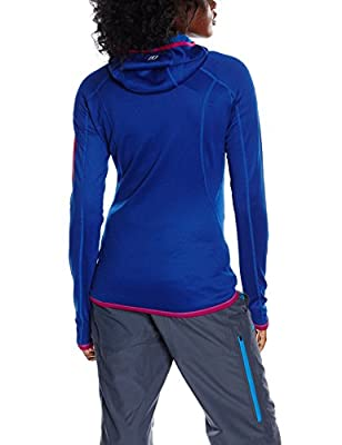 Ortovox Damen Kapuzenjacke Fleece Light