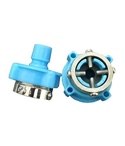 SHRUTI Washing Machine Water Tap Adapter Connector Magic lock for washing machine - 1189  available at amazon for Rs.99