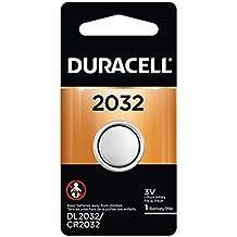 Duracell Quantum DL2032 230 mAh Lithium Coin Battery (Grey)
