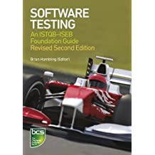 Software Testing: An ISTQB-ISEB Foundation Guide