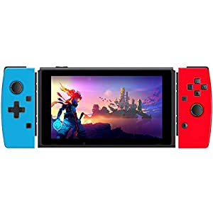 STOGA 2er-Set Links Rechts Wireless Controller für Nintendo Switch Kabelloser Bluetooth Gamepad Controller(Produkt von Drittanbietern)