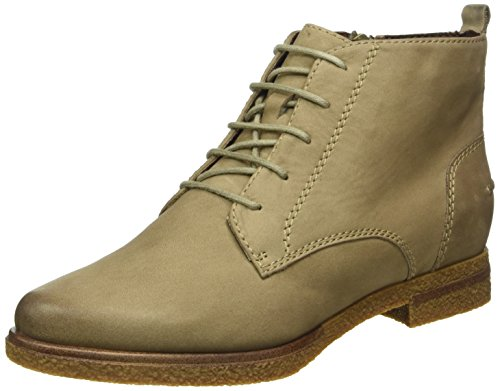 Tamaris Damen 25260 Chukka Boots, Braun (Cashmere 371), 40 EU