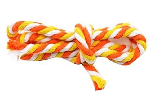 Black Temptation Farbige Baumwolle Seil DIY handgewebte Seil Dekoration Seil, 10 m/Rolle [H] -