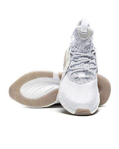 adidas Herren Tubular Rise Fitnessschuhe Weiß (Ftwbla/Ftwbla/Ftwbla)