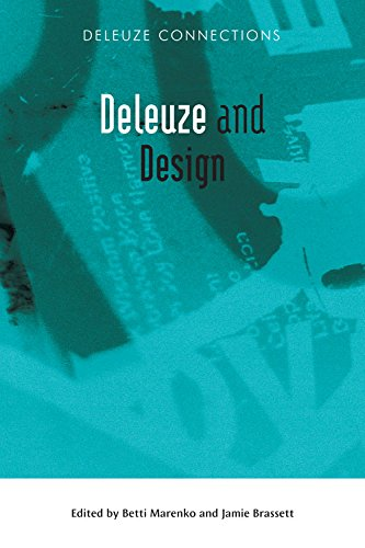 Deleuze and Design (Deleuze Connections)