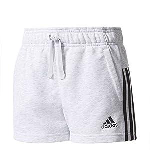 adidas Essentials 3-Streifen Mid Shorts Mädchen