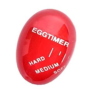 Colour Changing Egg Timer Kitchen Gadget Boil Cook Eggs Perfectly