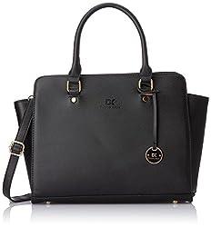 Diana Korr Womens Handbag (Black) (DK10HBLK)
