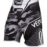 Venum MMA Camuflaje Hero Shorts De Artes Marciales – Blanco/Negro