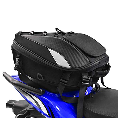 Mochila para casco de motocicleta